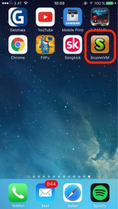 ScummVM on an iPhone without Jailbreak!