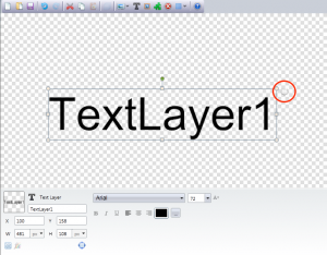 Insert Text Watermark and open the Expression Editor