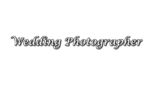 Wedding Photographer Sample