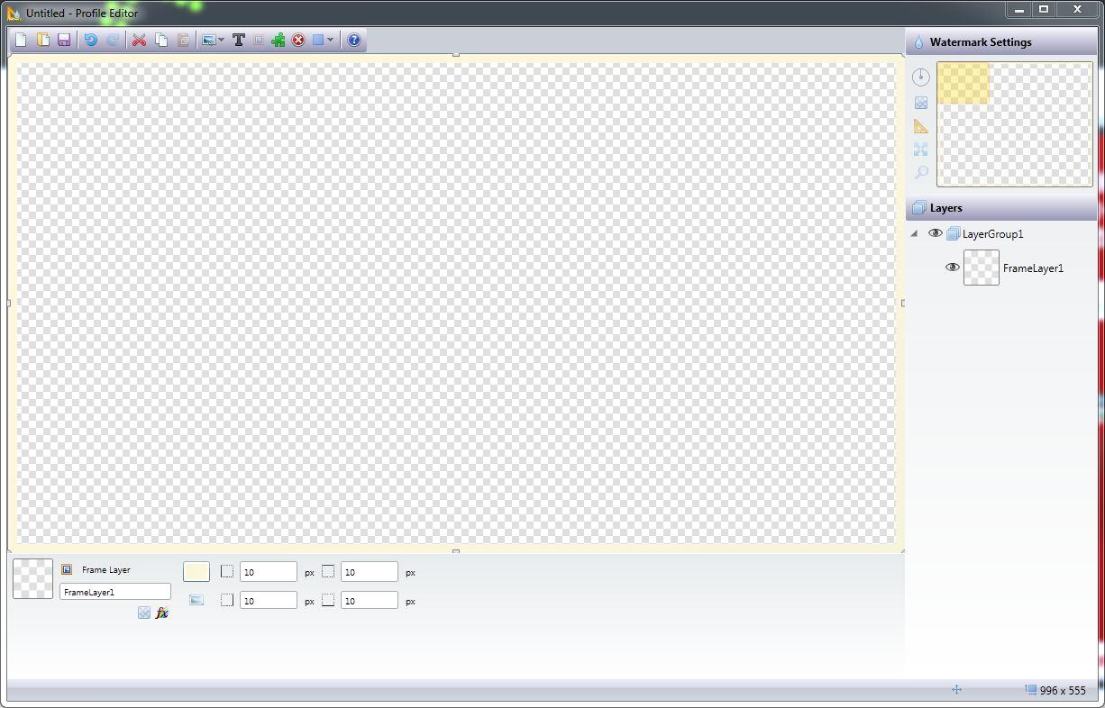 Tutorial: Instant Photo Frame in Batch | PMlabs Blog